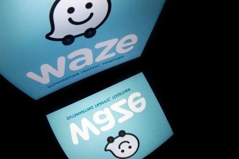GPS : Waze va révolutionner la navigation dans les tunnels   ESPACE TEMPS   Scoop.it