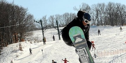 Aveyron : dernier week-end de ski sur l'Aubrac après une belle saison | L'info tourisme en Aveyron | Scoop.it