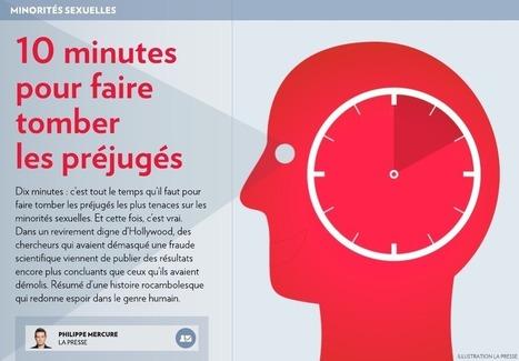 10 minutes pour faire tomber les préjugés | Archivance - Miscellanées | Scoop.it