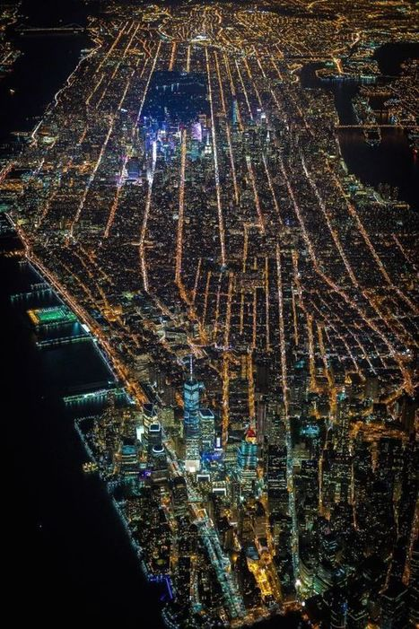 These are the most amazing aerial photos of New York ever, period | Everything Photographic | Scoop.it