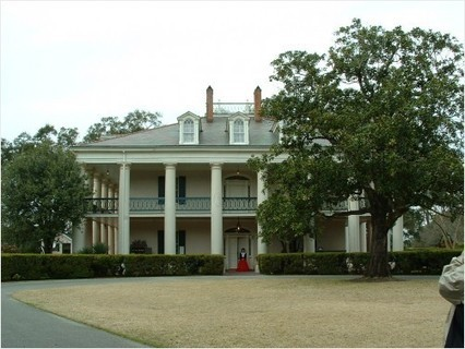 Old Southern Plantation Home | RedGage | Oak Alley Plantation: Things to see! | Scoop.it
