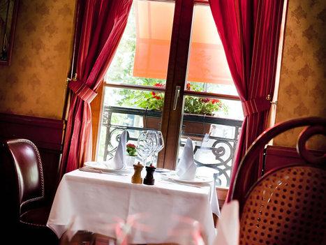 L'amour se déguste à deux, réservez votre soirée au Petit Marguery Rive Droite | Gastronomie Française 2.0 | Scoop.it