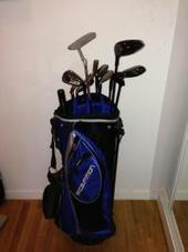 Clubs de golf série complète + sac   www.Troc-Golf.fr   Troc Golf - Annonces matériel neuf et occasion de golf   Scoop.it