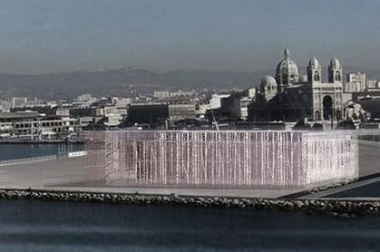 Rudy Ricciotti, l'architecte du MuCEM, présente son projet | Rendons visibles l'architecture et les architectes | Scoop.it