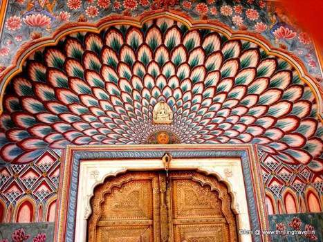 5 things that can make you go WOW at the City Palace Jaipur - Thrilling Travel | Travel India | Scoop.it