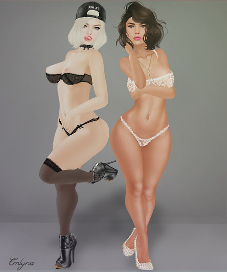 Amy&Bella | 亗 Second Life Freebies Addiction & More 亗 | Scoop.it