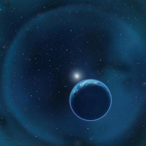 First evidence for extraterrestrial life might come from dying stars | Amazing Science | Scoop.it