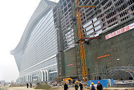 World's largest building nears completion | Interesting Construction Stuff! | Scoop.it