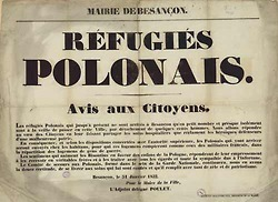 La « Grande Emigration » polonaise (Wielka... | GenealoNet | Scoop.it