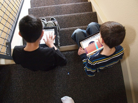 Littérature jeunesse : l'investissement numérique, clef du succès | Applications pour enfants | Scoop.it