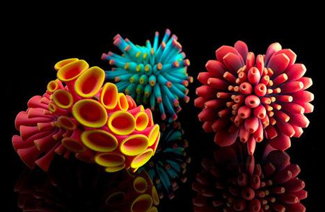 Lancement de la toute première imprimante 3D en couleur   Actualité dans le monde des activités scientifiques pour des enfants (Télédétection, astronomie, informatique, robotique, petits débrouillards, écologie.)   Scoop.it