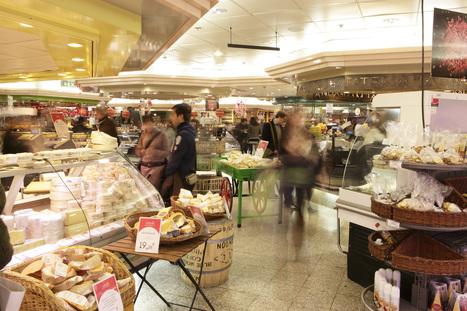 Shopper chic et gourmand à Paris | Geek & Food | Fooding | Scoop.it