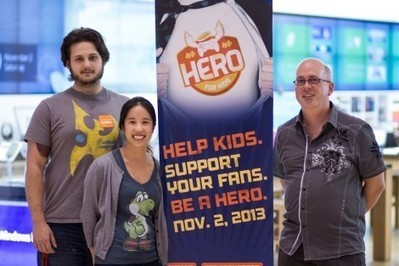 """Toronto gamers play to give SickKids Hospital an """"Extra-Life"""" - Varsity   Sick Kids   Scoop.it"""