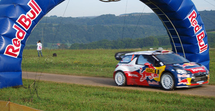 Red Bull deve promover o WRC | Motores | Scoop.it