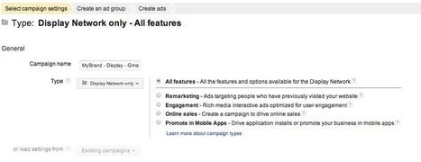 Gmail display ads and retargeting in 3 steps | Online Marketing Resources | Scoop.it