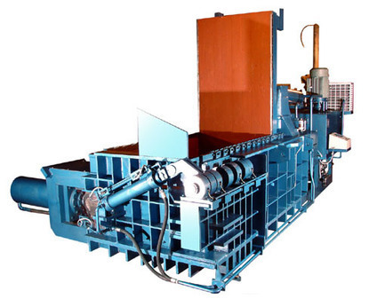 Scrap Baling Machine Helps compacting both ferrous and non-ferrous material - Advance Hydrau Tech Pvt. Ltd. | Advance Hydrautech | Scoop.it