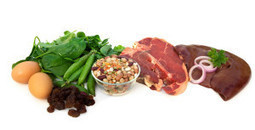 A healthy diet is the key to getting the iron you need - Harvard Health Blog   Heme iron   Scoop.it
