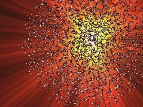 Heating Water To 600 Degrees Celsius In One Trillionth Of A Second | Physics | Scoop.it