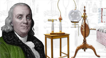 Spark Museum of Electrical Invention » Dawn of the Electrical Age (1600-1800) | 7th Grade Science Finds | Scoop.it