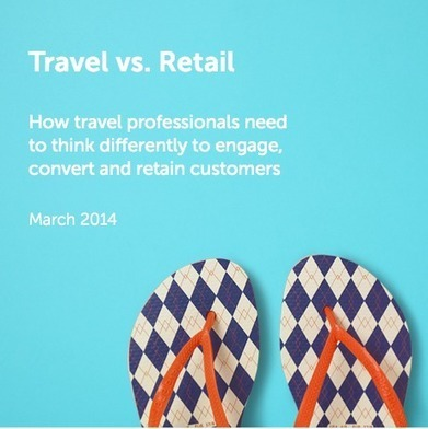Travel vs. Retail: How travel professionals need to think differently to engage, convert, and retain customers | Qubit | online travel planning | Scoop.it