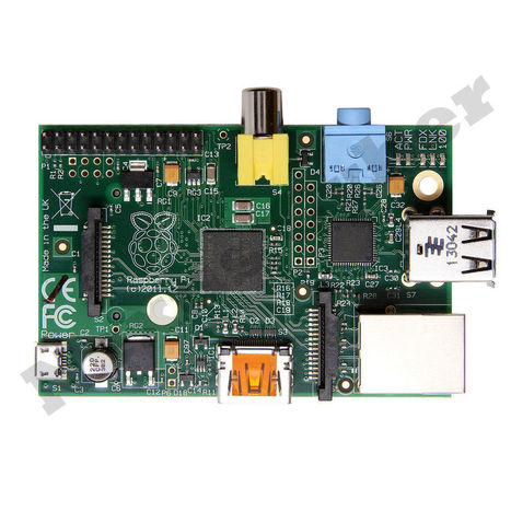 Raspberry Pi 2.0 Model B 512MB Version Element 14 Linux System Board | Libraries, Learning, and Technology | Scoop.it