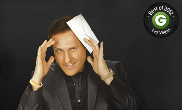 """""""The Mentalist† Magic Show for One or Two at Saxe Theater (Up to 80% Off)   Grand Vacations Las Vegas   Scoop.it"""