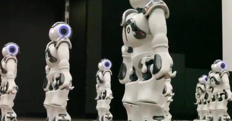 Vidéo   Jean Michel Billaut: Connaissez-vous Bruno Maisonnier from Paris ?   Robots humanoides   Scoop.it