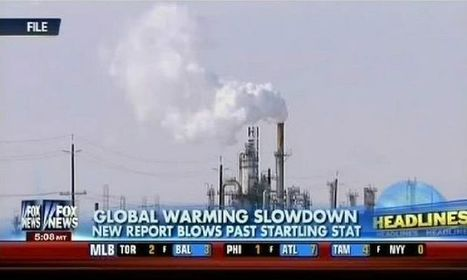 Global-warming denial hits a 6-year high | Sustain Our Earth | Scoop.it