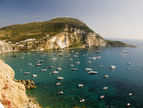 Discover the archipelago of the Isole Ponziane in the Thyrrenian Sea | Italia Mia | Scoop.it