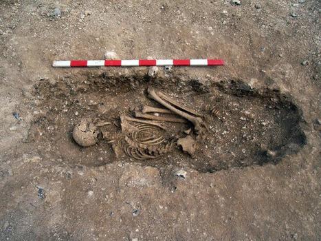 Anglo-Saxon Cemetery unearthed at Wiltshire | Histoire et archéologie des Celtes, Germains et peuples du Nord | Scoop.it