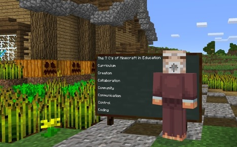 The 7 C's of Minecraft: Education Edition | iPads, MakerEd and More  in Education | Scoop.it