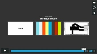 Noun Project Provides Over 100.000 Clip Art Icons to Use in Your Posters ~ Educational Technology and Mobile Learning | TEFL & Ed Tech | Scoop.it
