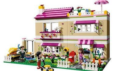 Lego's profits rise as it thinks pink   Market Segmentation   Scoop.it