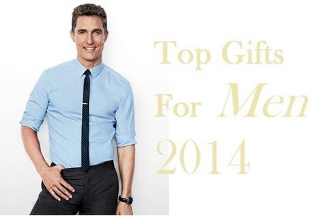 Top 8 Gifts for Men 2014 - Best Trending Gift Wish List | Gift Clown | Best Birthday Planners | Scoop.it