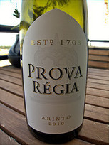 Prova Régia Arinto 2010 | Magna Casta | Wine Lovers | Scoop.it