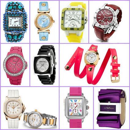 Summer Wrist Watch Trends 2013! | Coupons & Deals | Scoop.it