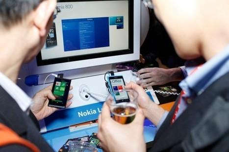Why Windows Phones Are the Most Exciting Handsets at CES | Microsoft | Scoop.it