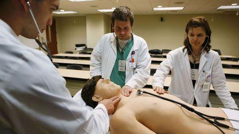 Les étudiants UCL en 1ère médecine ont beaucoup mieux réussi cette année - RTBF Societe | Orientation Post_Bac. | Scoop.it