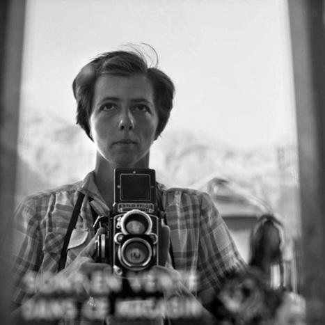 Exposition de la photographe Vivian Maier à Paris | Instantanés | Scoop.it
