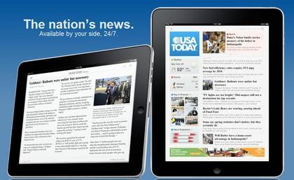 L'iPad concurrence l'abonnement au journal   A propos de l'avenir de la presse   Scoop.it
