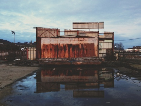 Rust / Rouen / Fev. 2013 | photo Idriss Thomas Instantanés @ tumblr | Rouen | Scoop.it