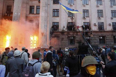 The Twitter War: Social Media's Role in Ukraine Unrest - National Geographic | Digital Journalism | Scoop.it
