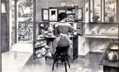 Daily and Weekly Housekeeping Schedules from 1921 | Homemaking | Scoop.it