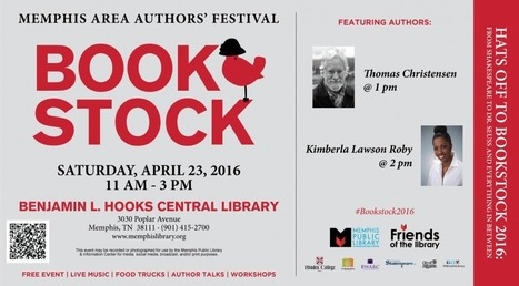 Bookstock 2016 | Tennessee Libraries | Scoop.it