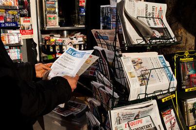 PQN, recul du papier et progression du numérique | DocPresseESJ | Scoop.it