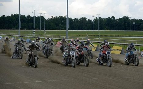 Missed yesterday's Grand National Championship Main Event from the Virginia Mega... | California Flat Track Association (CFTA) | Scoop.it