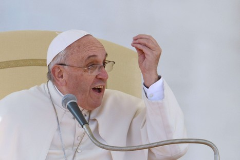 Looking Out: Pope Francis says church must explore civil unions   News on Knotch   Scoop.it