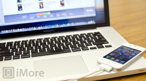 How to update iPhone, iPad, and iPod touch to iOS 6 via iTunes | iMore.com | IKT och iPad i undervisningen | Scoop.it