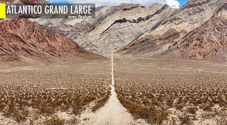 La Death Valley, survivante et irréelle | Chronique d'un pays où il ne se passe rien... ou presque ! | Scoop.it