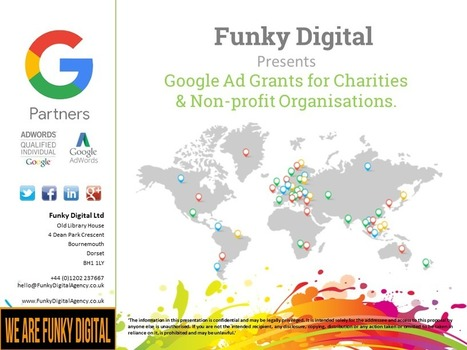 Google Grants Presentation - Funky Digital Ltd | Reading Pool | Scoop.it